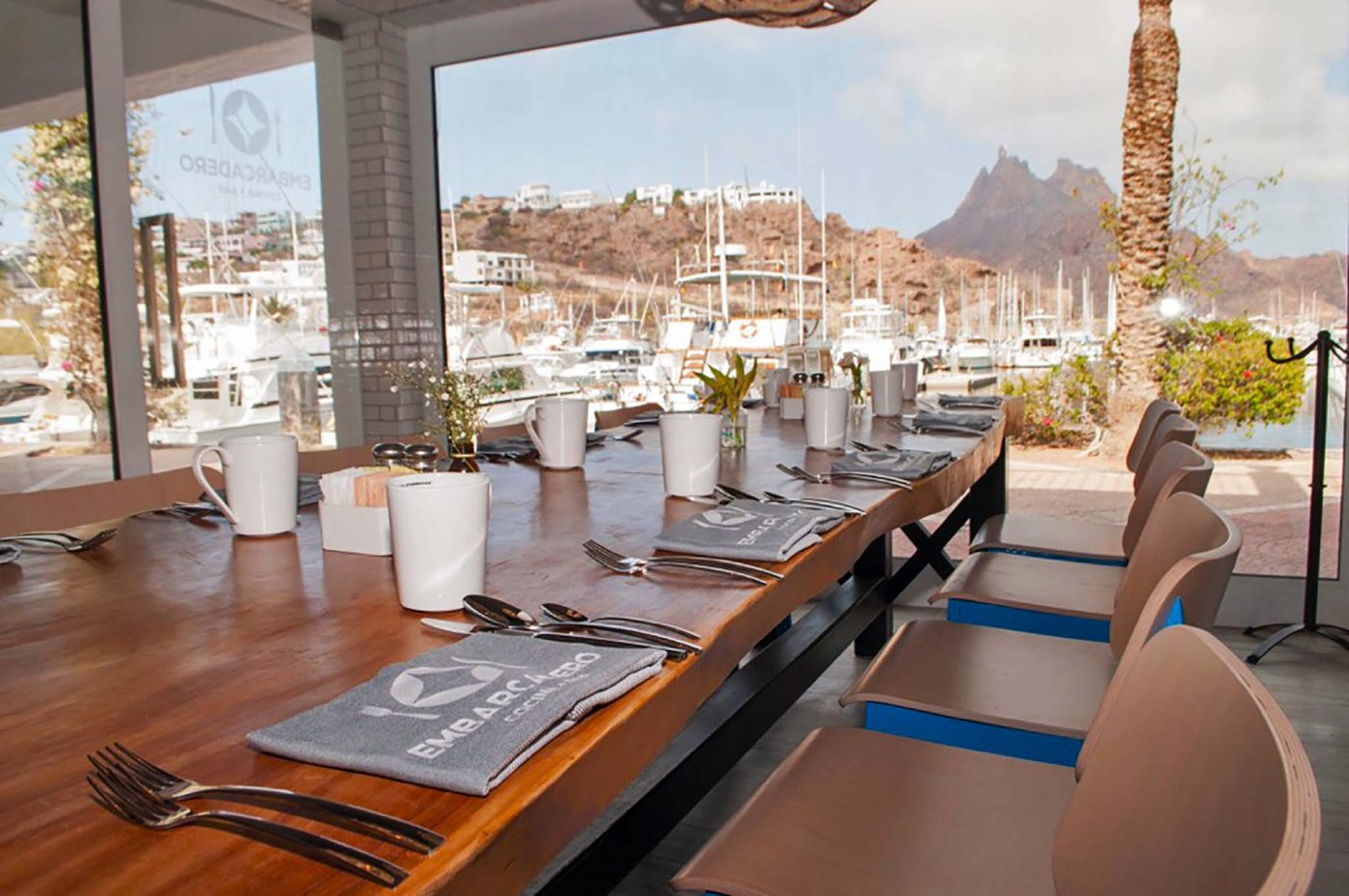 Embarcadero Cocina + Bar